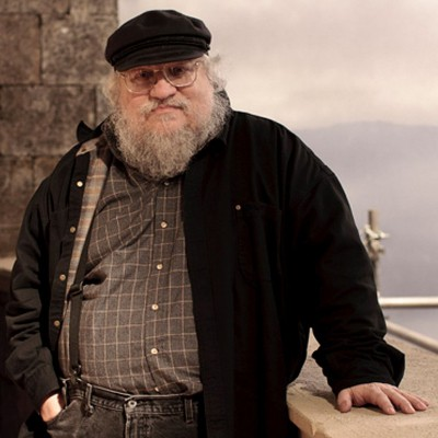 A Game of Words: George R. R. Martin Finds Use For Old Technology