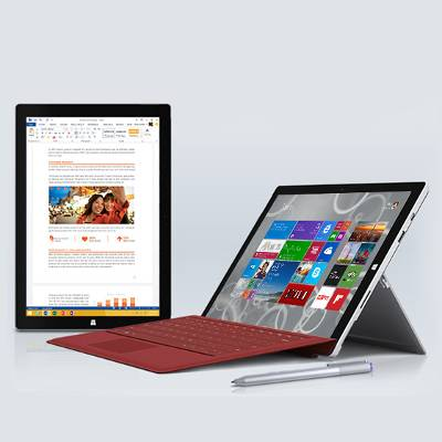 Can the Surface Pro 3 Dethrone the Mighty iPad?