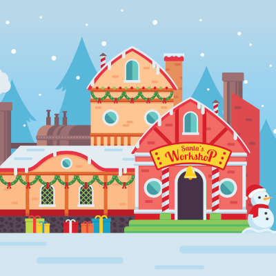 Even Santa's Workshop Can Benefit from Managed Services