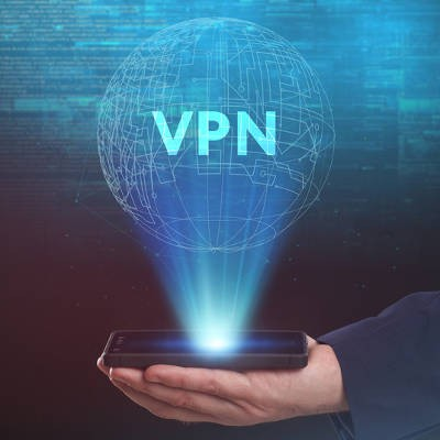 Virtual Private Network Use Protects Sensitive Data